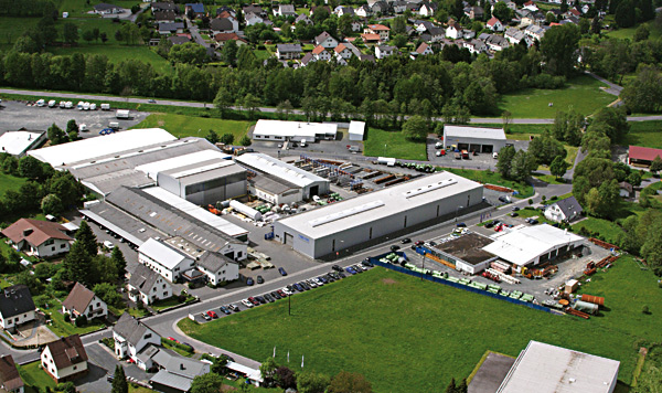 TUBE-TEC Headquarter in Nistertal, Germany